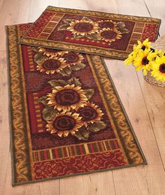 For my sunflower kitchen
