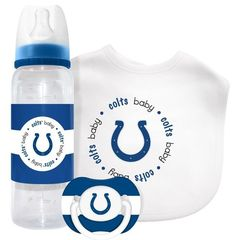 Indianapolis Colts Baby Gift Set Z157-1279901423