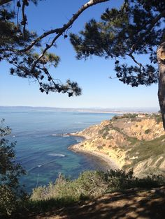 between Malaga Cove and Lunada Bay, Palos Verdes Estates coast, south bay, southern California
