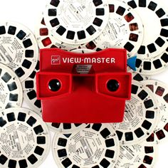 The View-master could transport you anywhere via a collection of image wheels. Remembered as one of the best toys of all time, even adults loved them!
