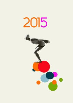 pretty inspiring graphic design piece for 2015! #dreambig !