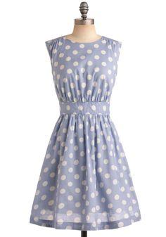 Lovely lavender n dots
