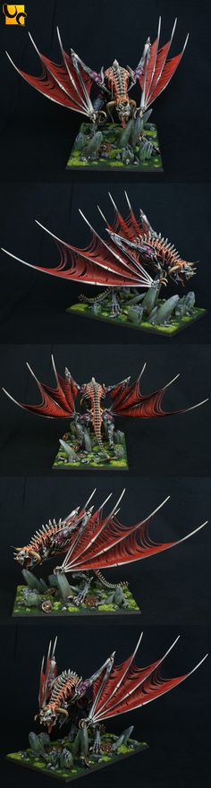 The Internet's largest gallery of painted miniatures, with a large repository of how-to articles on miniature painting
