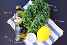 Forks and Kisses: Kale Chips (a.k.a Seaweed Chips)