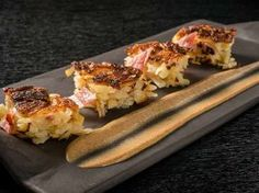 Batata Rosti com Bacon