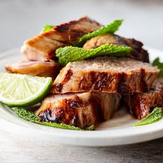 Ginger Mojito Pork..i know I pinned this already but it didnt pin in the right place