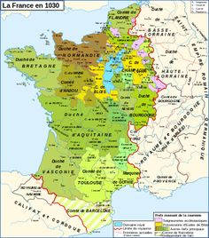 Duchy of Aquitaine - Wikipedia, the free encyclopedia
