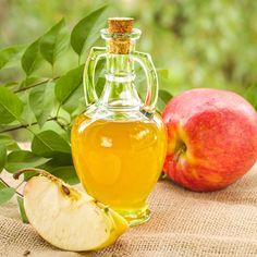 Haarspülungen selber machen: ein einfaches Rezept für eine natürliche Haarspülung - Apfelessig Spülung für normales Haar ...