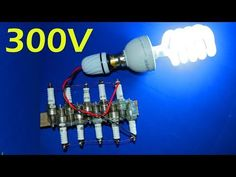 wireless free energy device for lights _ DIY science experiments - YouTube Home Electrical Wiring, Electrical Projects, Electrical Installation, Cool Science Experiments, Science For Kids, Alternative Power Sources, Cheap Energy, Science Electricity, Energy Projects