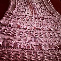 Vestido em crochê Vanessa Montoro 3 Achado na net no link https://www.facebook.com/penchaiy?fref=photo ...