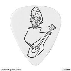 Guitarist Guitar Pick