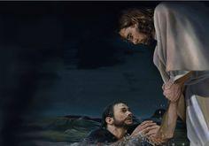 """""""Gesù, credo fermamente che Tu sai tutto, puoi tutto e vuoi per tutti il nostro maggior bene. Ora Ti prego, avvicinati a questo mio fratello che si trova n"""