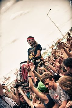 10 características que distinguen a un buen festivalero — cribeo
