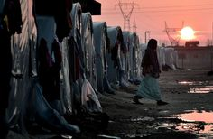 Oct 18, 2014 ARIS MESSINIS/AGENCE FRANCE-PRESSE — GETTY IMAGES A Refugee Camp Within Sight of Home From the hills of Suruc, Turkey, Syrian Kurds can see the battle raging in their city, Kobani, besieged by the Islamic State. Page A8.
