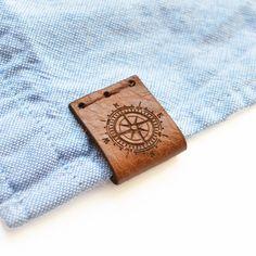 Custom clothing leather labels, Fold leather labels leather, labels Leather tags ,Knitting labels, L Laser Cut Leather, Leather Label, Custom Leather, Leather Bags, Personalized Labels, Custom Labels, Tag Design, Label Design, Gravure Laser