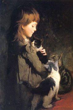 """The Favorite Kitten"""