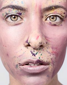 BEAUTY II by JESSICA JEAN MYERS :: TORONTO MAKEUP ARTIST PHOTOGRAPHER TROY MOTH