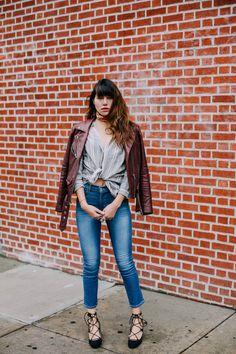 Natalie Off Duty | The unique fashion perspective of New York model Natalie Suarez | Page 2