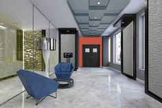 Modern Corridor Design #AscendApollo #Vidazme #InteriorDesign #InteriorArchitecture #ModernInterior #MultiFamily