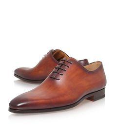 Magnanni Wholecut Oxford Shoe | Harrods