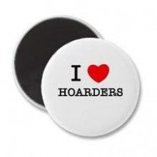 """Found on Lucy Wainwright Roche's blog (she's an American musician) The title of the post, """"Literally The Best Thing Ever: Hoarders""""  http://lucywainwrightroche.com/literally-hoarders/?utm_source=rss&utm_medium=rss&utm_campaign=literally-hoarders"""