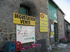Drinking Cider in Normandy photo courtesy of iamkaspar on Flickr