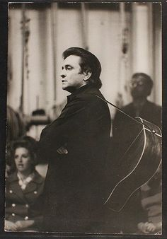 The Man in Black..Johnny Cash