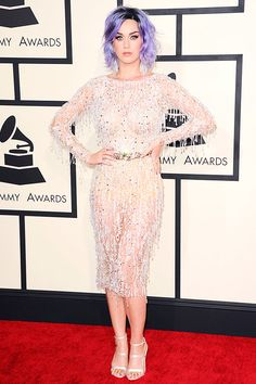 Grammy Awards 2015: Katy Perry