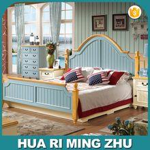 5501 desmontable cama muebles de dormitorio de madera maciza
