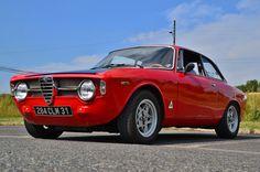 Alfa Romeo Giulia Sprint GT #Alfa #AlfaRomeo #italiandesign
