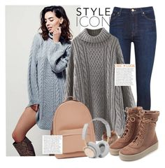 """""""Chiclookcloset"""" by elly-852 ❤ liked on Polyvore featuring 7 For All Mankind, PB 0110, B&O Play and chiclookcloset"""