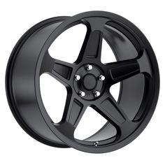 "Set (4) 20x9 +20 5x115 Replica Demon Black Wheels/rims 20""inch 49721 · $696.00 2015 Dodge Challenger, Dodge Srt, Black Rims, Matte Black, 20 Inch Rims, Cheap Wheels, Replica Wheels, Rims For Sale, Aftermarket Wheels"