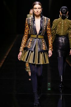 Balmain Fall 2014 Ready-to-Wear Collection Photos - Vogue