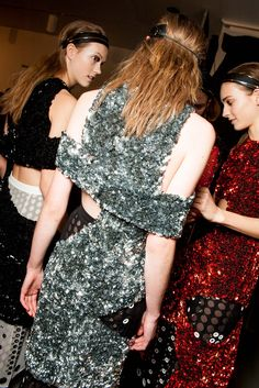 Proenza Schouler Fall 2015 Ready-to-Wear Collection.