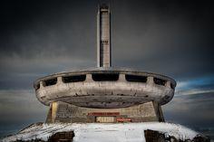 The Buzludzha Monument, BULGARIA - Europa Nostra