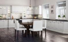 Sigdal kjøkken - Herregaard Kitchen Pantry, Home Kitchens, Kitchen Remodel, Table, Furniture, Design, Home Decor, Dreams, Google