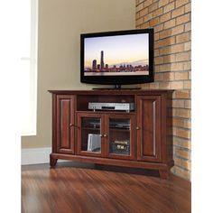 another corner TV cabinet