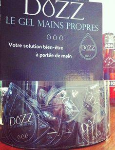 Startup : DoZZ® , gels mains propres monodoses pour votre restaurant - Restauration / gastronomie (144 vues)
