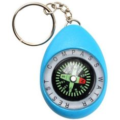 Ultimate Survival Technologies Compass Blue