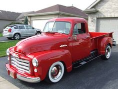 1952 GMC 3800 Pick Up