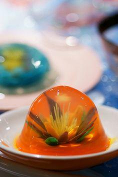 C.C. Ann Chen gelatin sculptures