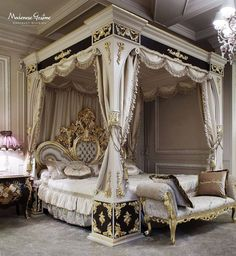- Architecture and Home Decor - Bedroom - Bathroom - Kitchen And Living Room Interior Design Decorating Ideas - Luxury Bedroom Design, Master Bedroom Design, Luxury Decor, Luxury Interior, Luxury Furniture, Interior Design Living Room, Room Interior, Interior Ideas, Classic Furniture