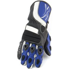 Spada Leather Gloves Axis Blue is One of the High Quality Glove at Riderwear.net. Its price is only £31.95 with FREE SHIPPING Across United Kingdom.