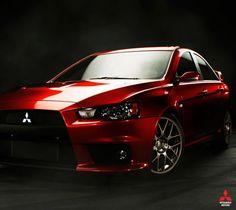 I Love Mitsubishi Evo 10