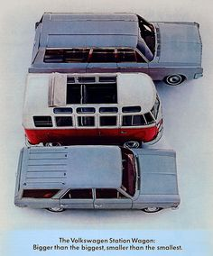 VW Ad by Lee Sutton, via Flickr