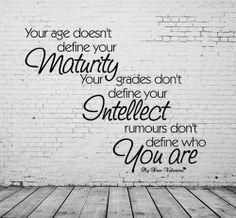 define urself
