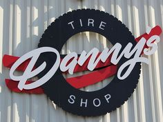 Tire shop sign idea from Idaho Laser Cutting- They offer free quotes and 3D renderings Little Boy Quotes, Custom Business Signs, Building Logo, Tyre Shop, Free Printable Flash Cards, Laser Cut Steel, Memory Games For Kids, Shopping Quotes, Logo Sign