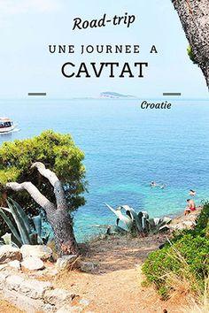 Roadtrip in Kroatië: laatste stop in Cavtat Vacation Places, Vacation Destinations, Cavtat Croatia, Les Balkans, Croatia Travel, Roadtrip, New Travel, Montenegro, Travel Advice
