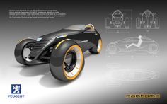 Peugeot Fantome Concept