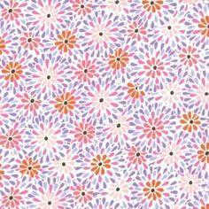 Cape Ann Small Flowers Pink -Studio Saartje - online winkel met designer-, retro- en vintage stoffen en exclusieve patronen